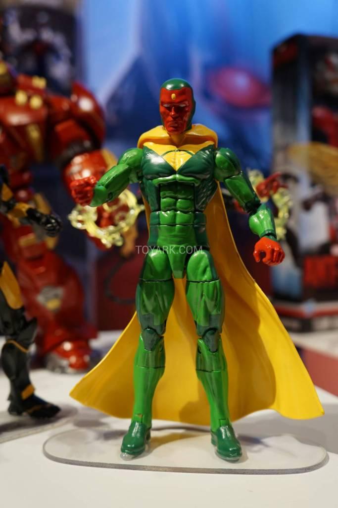 Marvel Legends Vision 2015
