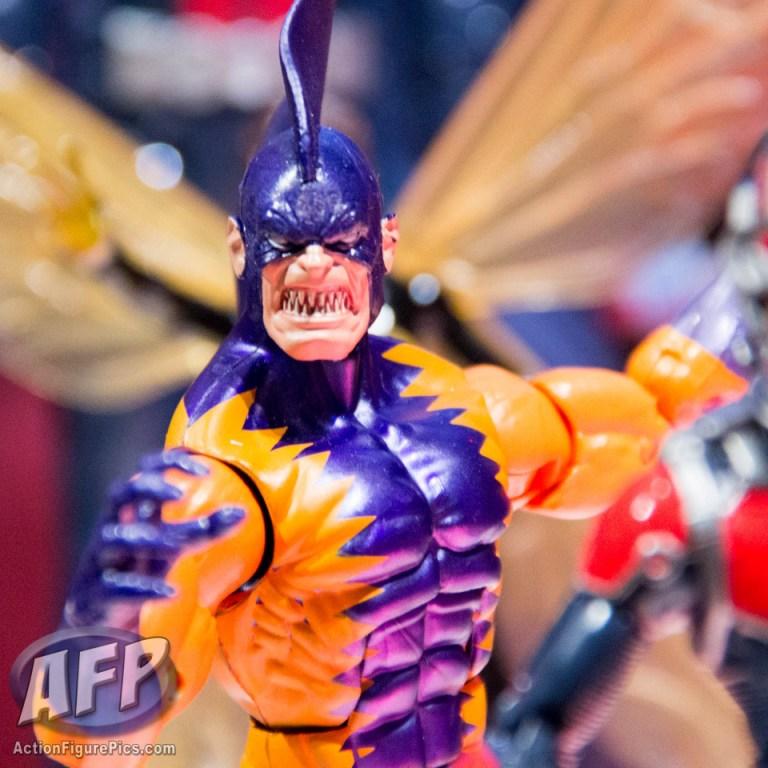 ant man marvel legends tigershark