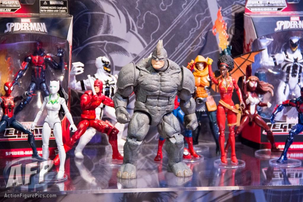 marvel legends spiderman wave 2015