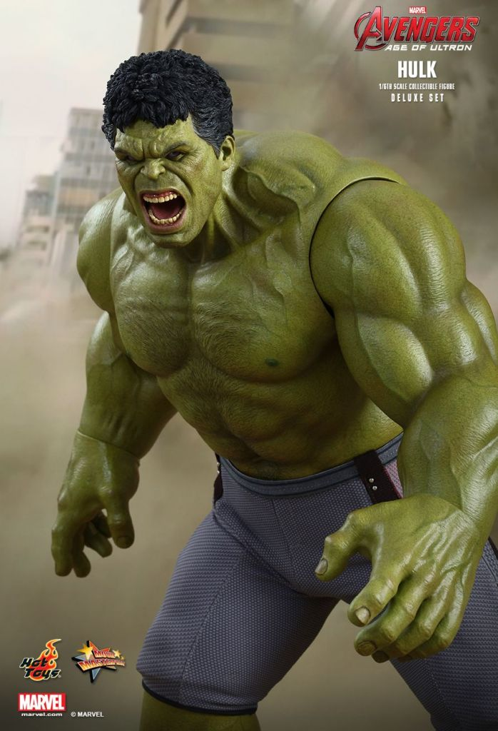 hot toys hulk