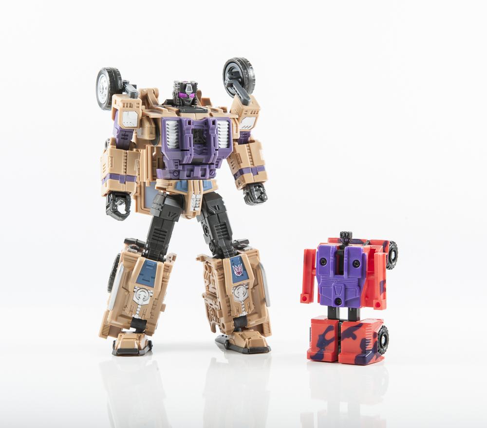 transformers masterpiece swindle combaticon g1 bruticus decepticon warbotron sly strike combiner gestalt combaticons g2
