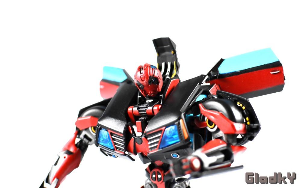 custom deadpoool prime transformes