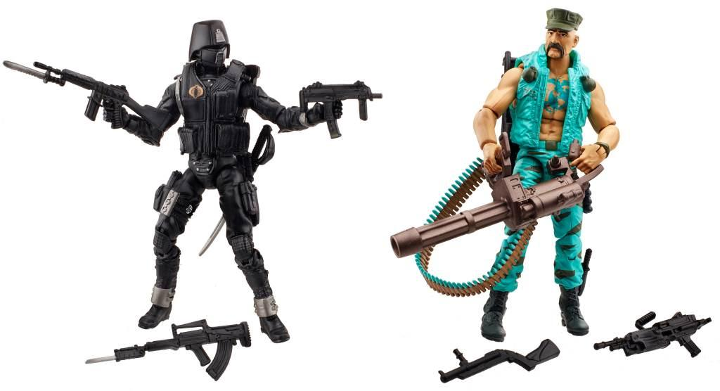 Figurki G.I. Joe 2015