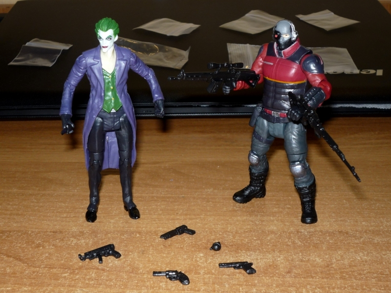 dc joker deadshot multiverse