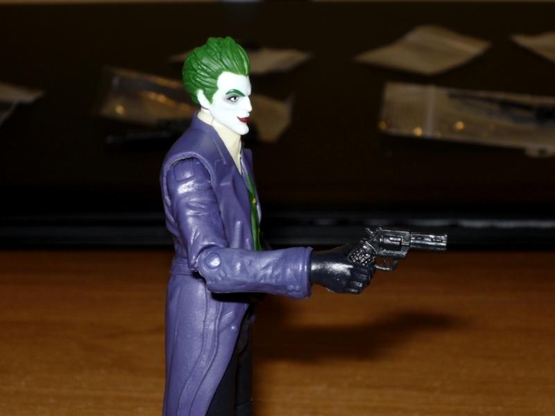 dc joker gun