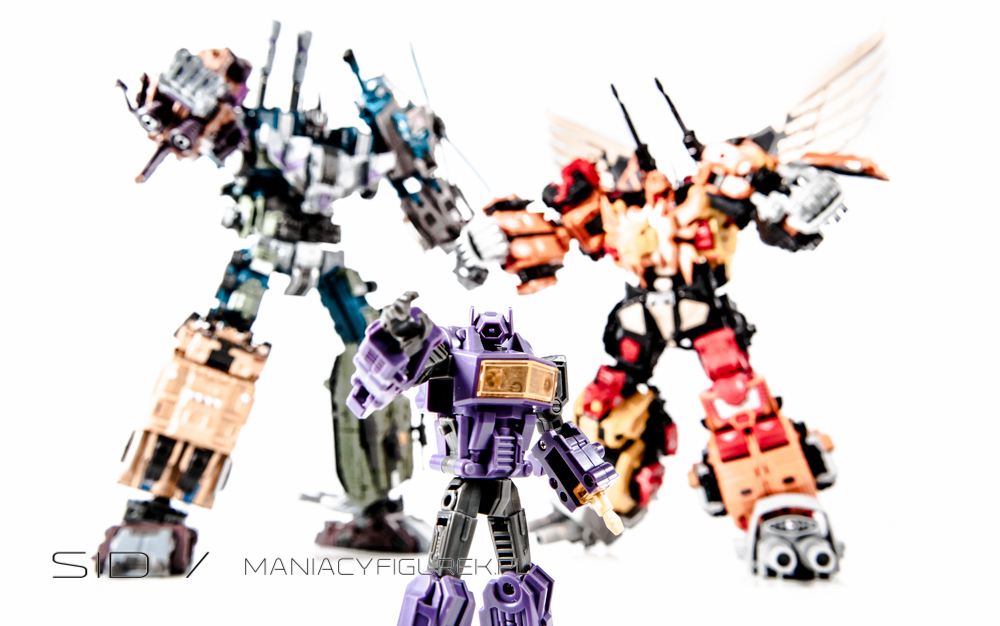 transformers bruticus g1 warbotron wb01 masterpiece hasbro takara combiner gestalt decepticon mp onslaught fierce attack blast off air burst sly strike swindle brawl heavy noisy vortex whirlwind dreamwave idw x-ray shockwave  mmc feral rex  mastermind creations predacons predaking