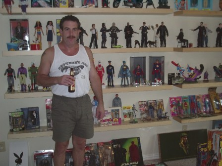 Adult Toy Collector