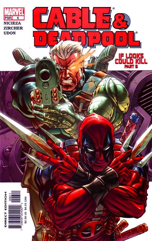 Cable & Deadpool komiks