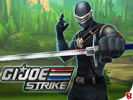G.I. Joe Strike logo