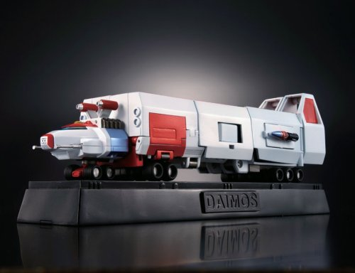 daimos truck with stand