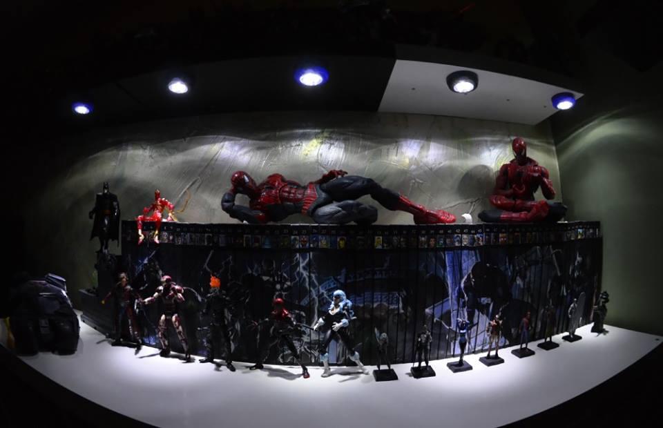 Kolekcja Figurek Marvel DC Gladky'ego