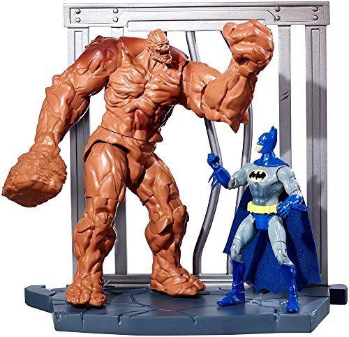 dc comics 4 inch batman clayface