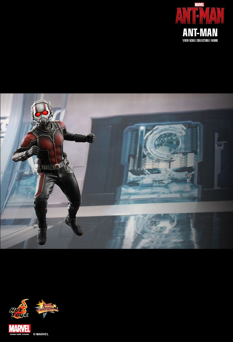 hot toys ant-man