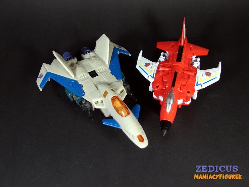 Generations Thunderwing vs Unite Warriors Fireflight