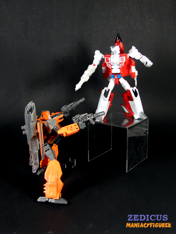 Generations Jhiaxus vs Unite Warriors Fireflight