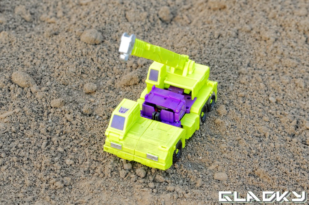 Transformers Combiner Wars Hook altmode