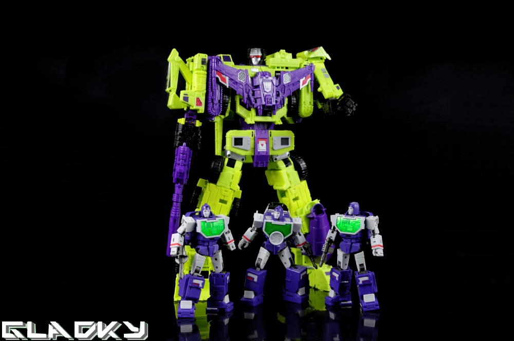 Devastator Comparison 4