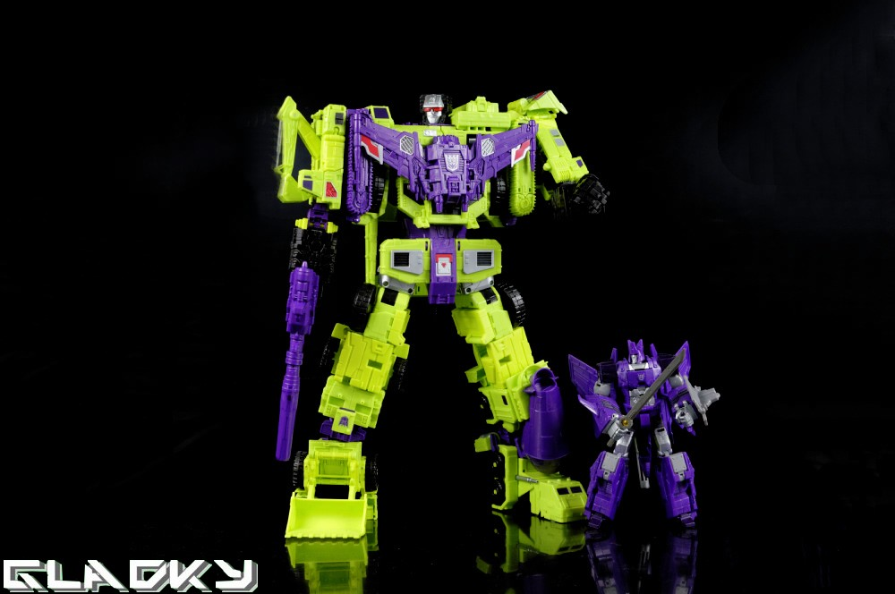 Devastator Comparison