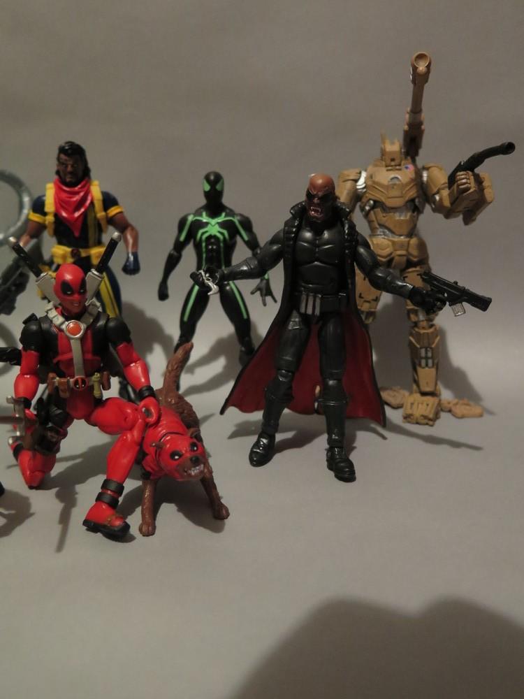 Marvel Universe Blade Hammer Drone