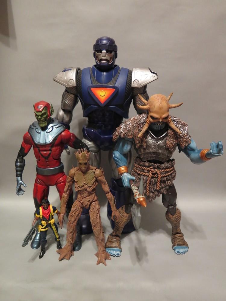 Marvel Universe Sentinel