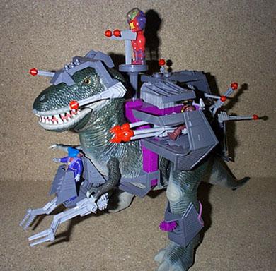 dino riders t-rex