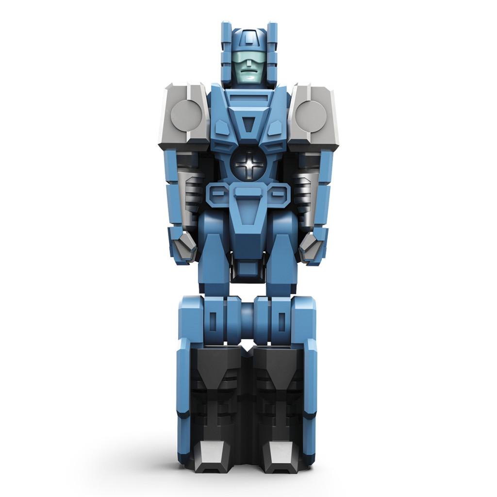 Blurr-Minifig-Robot