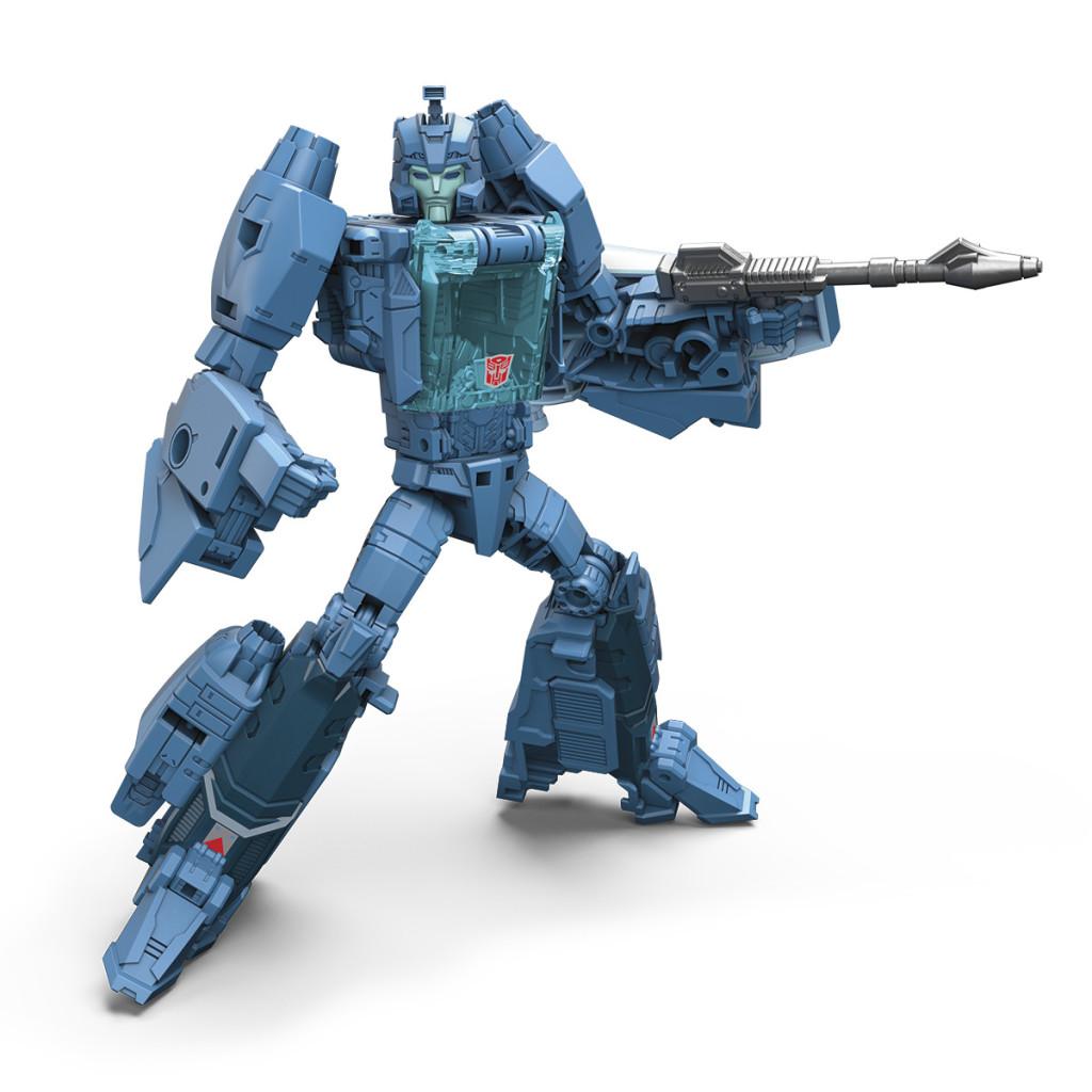 Blurr-Robot