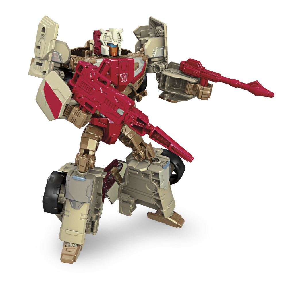 Chromedome-Robot