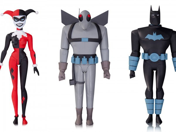 figurki batman animated series