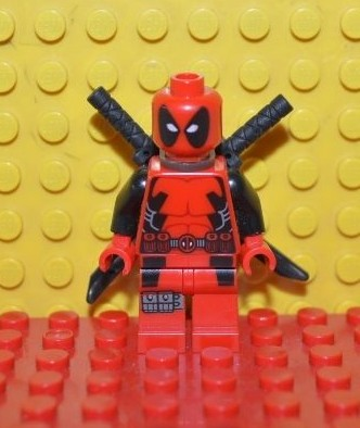 Deadpool lego original