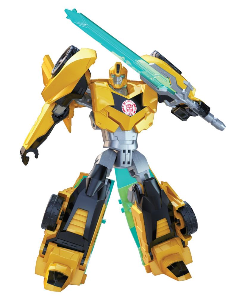 Deluxe_Bumblebee_robot
