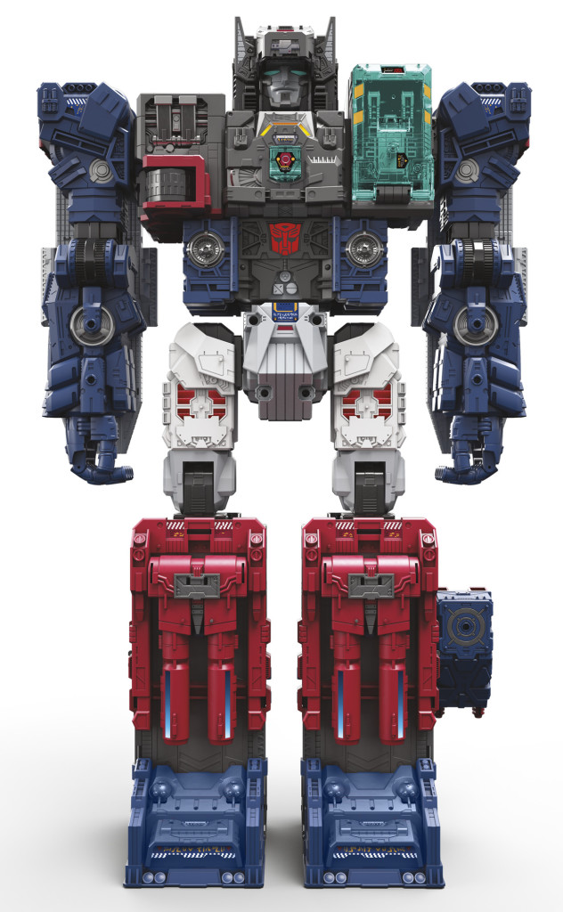 Fortress-Maximus-Robot