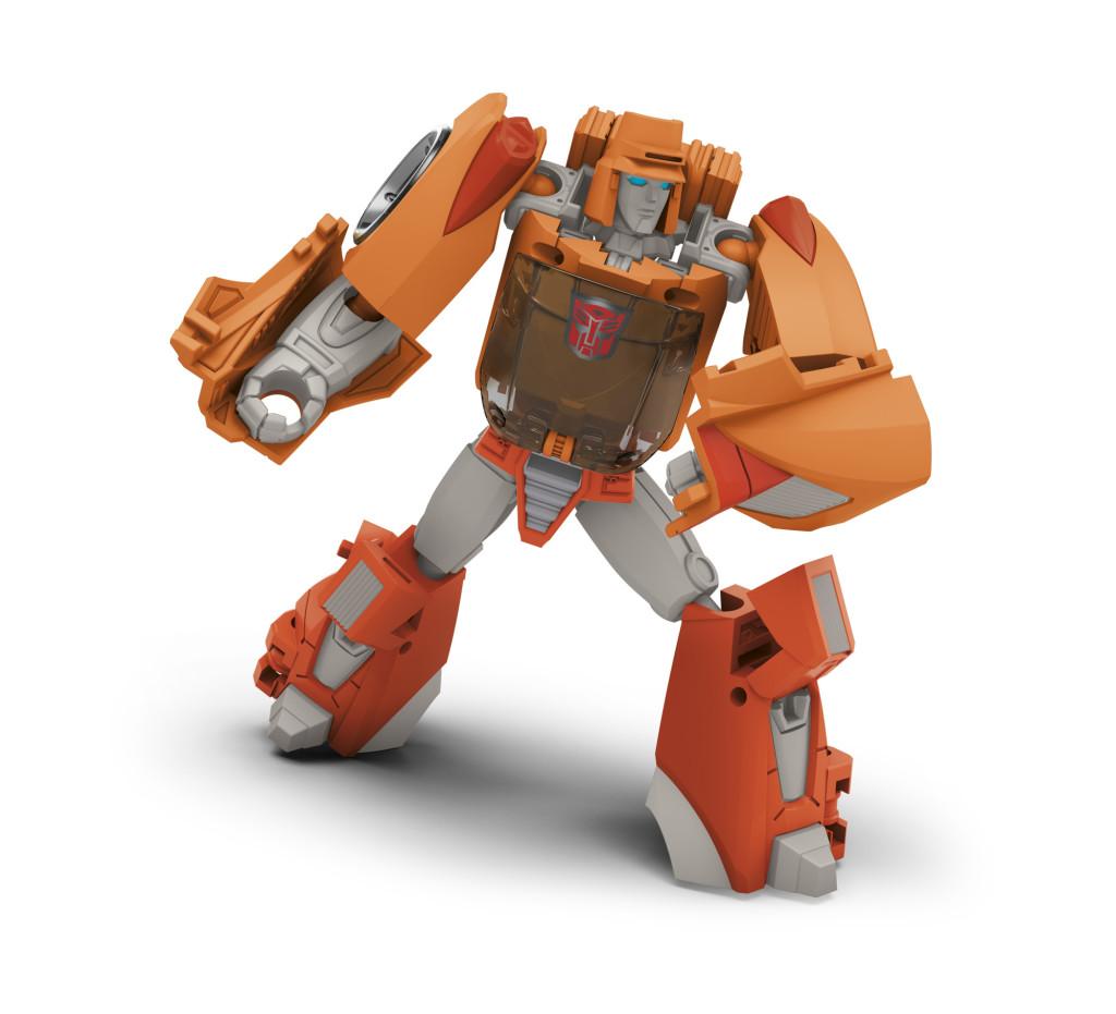 Wheelie-Bot