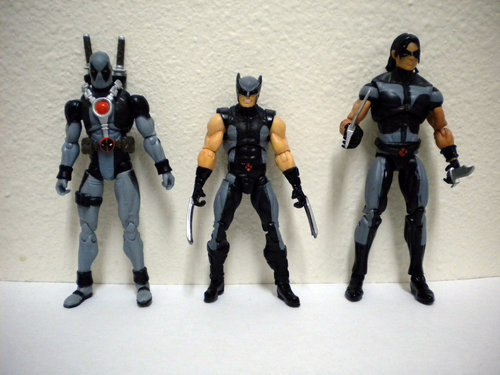 Marvel Universe Deadpool X-Force