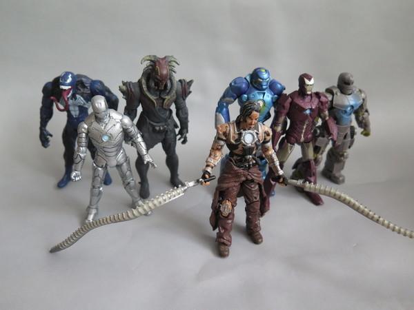 Iron Man 2 figurki