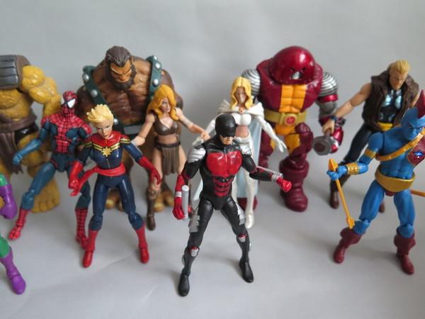 Marvel Legends 3.75 Daredevil
