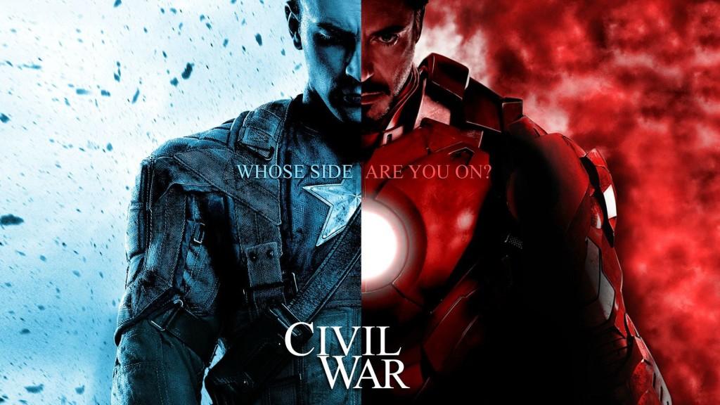 Civil War Wojna Bohaterów 1