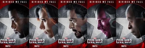 Civil War Wojna Bohaterów 5