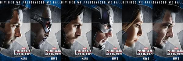 Civil War Wojna Bohaterów 4