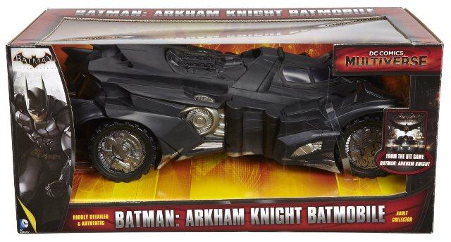 DC Comics Multiverse Batmobile