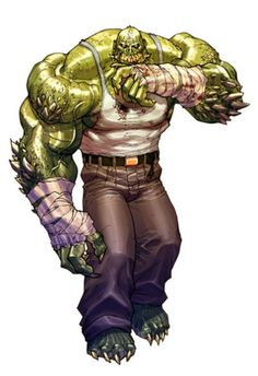 DC Comics Multiverse Killer Croc