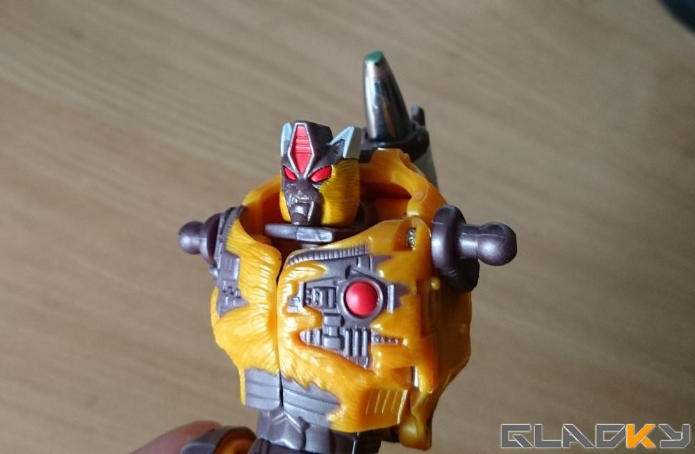 Custom Beast Wars Transmetal II Cheetor WIP (16)