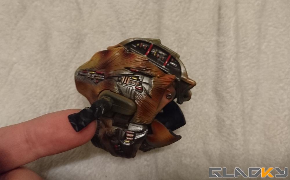Custom Beast Wars Transmetal II Cheetor WIP (28)