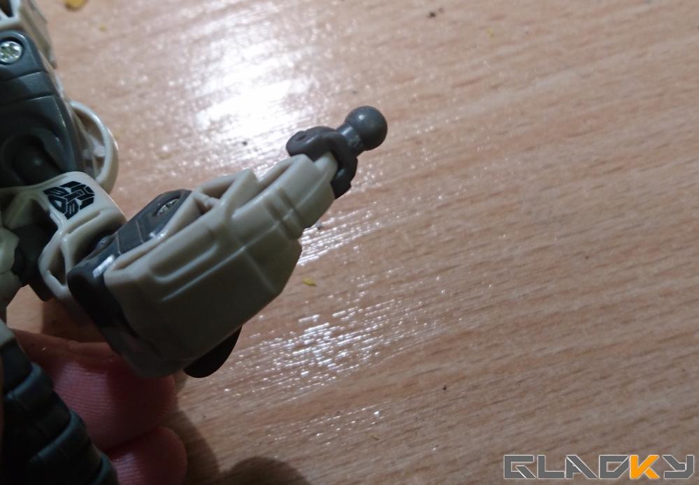 Custom Beast Wars Transmetal II Cheetor WIP (4)