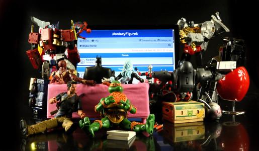ManiacyFigurek Forum o zabawkach Transformers, G.I. Joe, Marvel, DC Comics