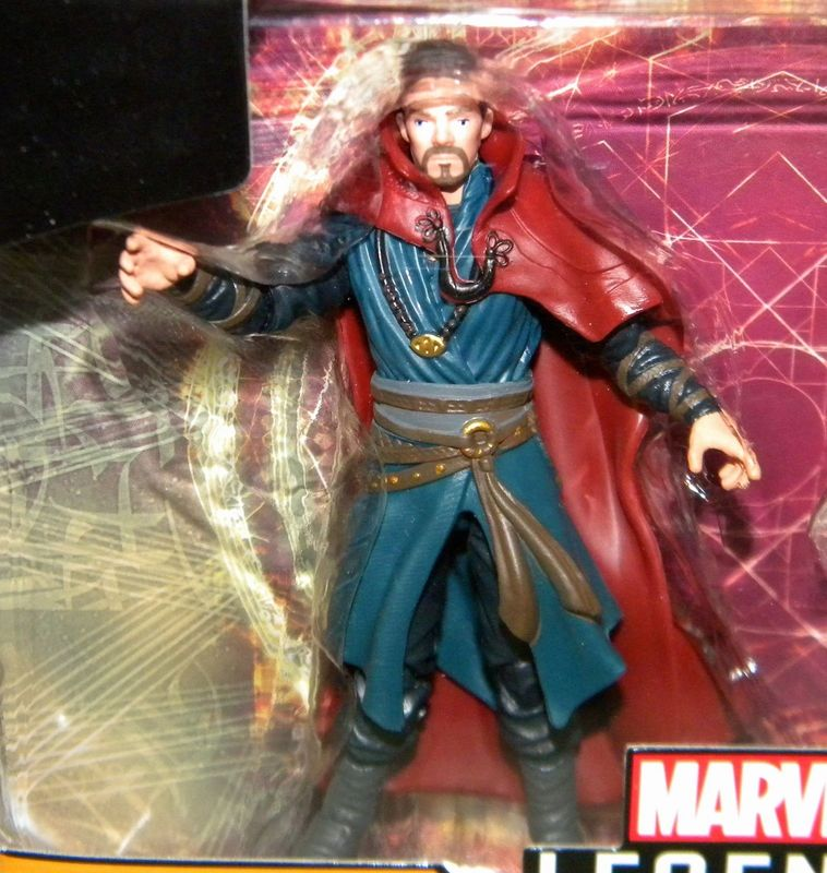 Doctor Strange 3.75 Movie normal form
