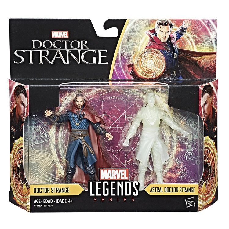 Doctor Strange 3.75 Movie box
