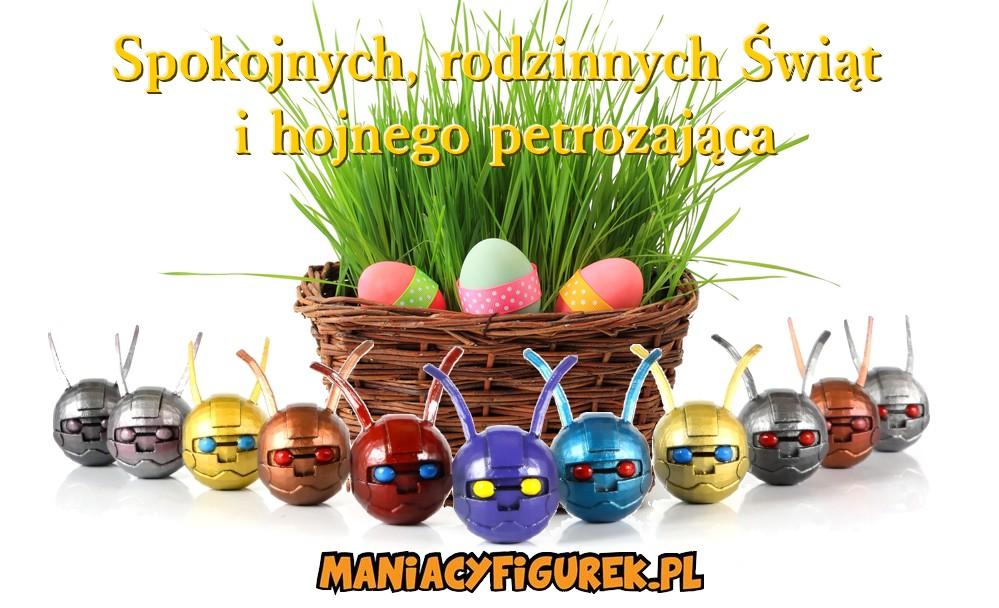 Święta Wielkanocne Maniacyfigurek.pl