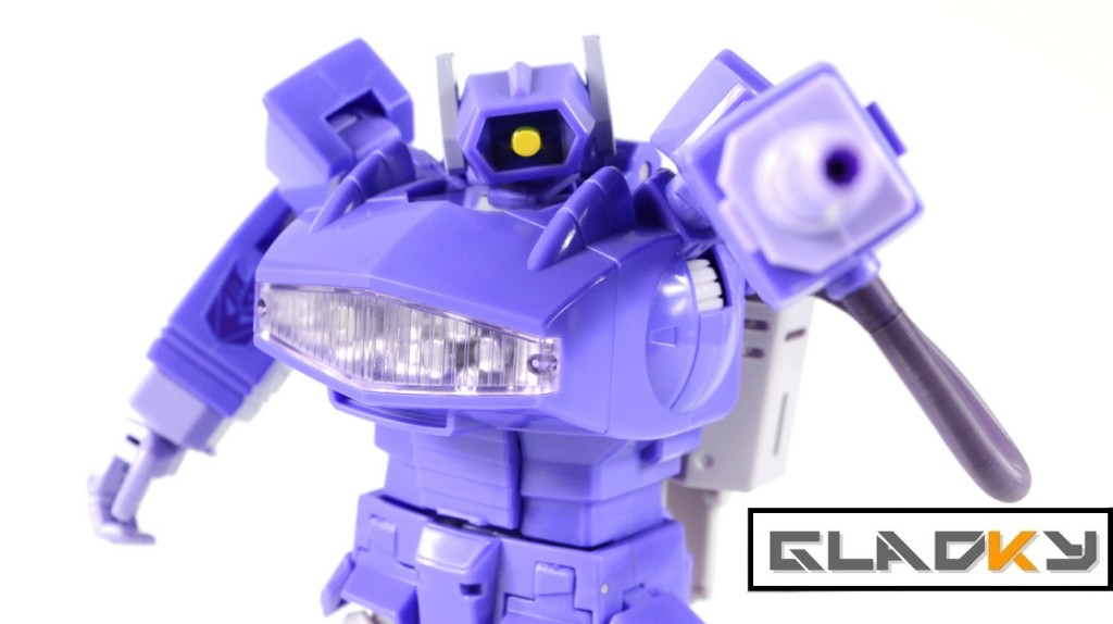 Transformers Masterpiece Shockwave