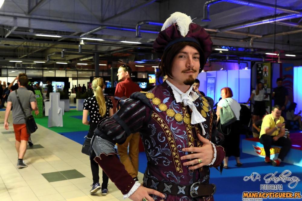 AP Gładkowscy Maniacyfigurek Warsaw Comic Con 2017 (170)